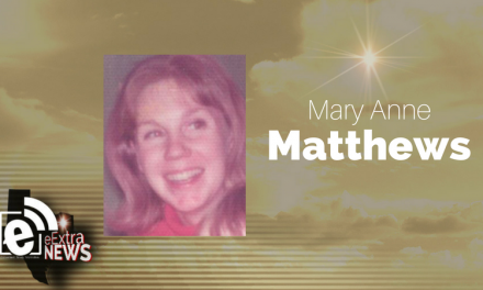 Mary Anne Matthews of Greenville