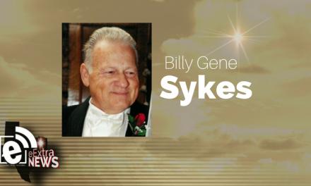 Billy Gene Sykes
