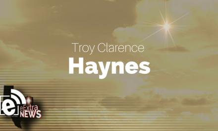 Troy Clarence Haynes of Lone Oak, Texas