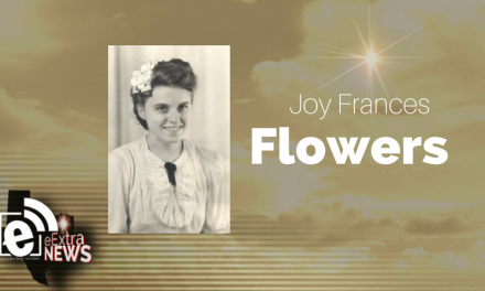 Joy Frances Flowers of Greenville