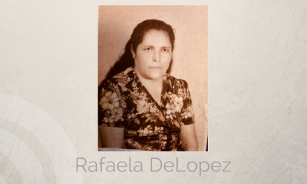 Rafaela C. (Calderilla) DeLopez of Greenville