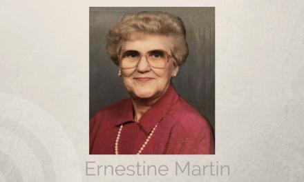 Ernestine Martin of Greenville
