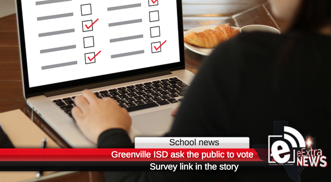Greenville ISD ask the public to help decide on school calendar