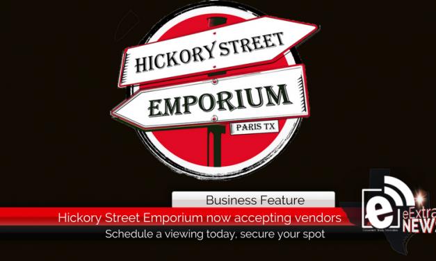 New shopping emporium now accepting vendors in Paris, Texas