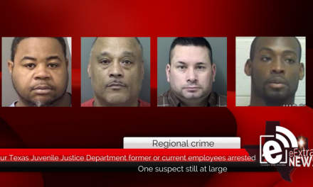 Four Texas Juvenile Justice Department former or current employees arrested, one still at large