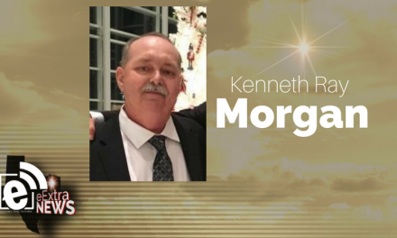 Kenneth Ray Morgan of Greenville, Texas