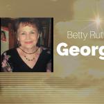 Betty Ruth George of Caddo Mills, Texas