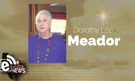 Dorothy Lee Meador of Greenville, Texas