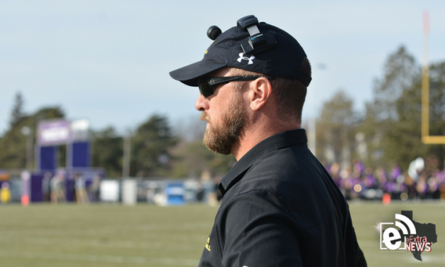 Colby Carthel named inaugural College Coach of the Year by NFF Gridiron Club of Dallas Chapter