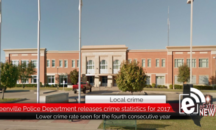 Greenville sees lower crime rate for fourth consecutive year