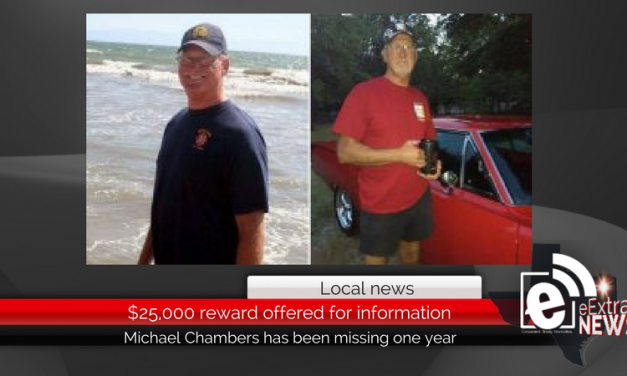 Reward of $25,000 offered for information on the disappearance of a local man