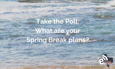 Take the poll: What are your Spring Break plans?