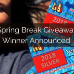 Winner announced for eGreenvilleExtra's Spring Break Giveaway