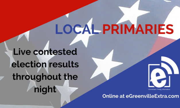 Local contested primary election results – Final results
