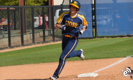 No. 11 Lions bombard St. Edward's in doubleheader to sweep season series
