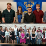 Phi Theta Kappa inducts 175 students