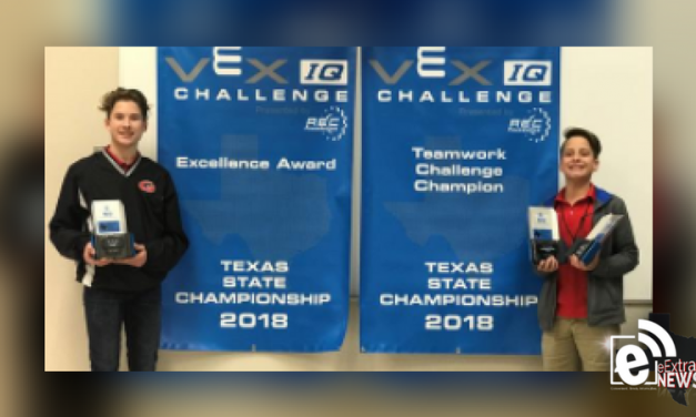 Greenville VEX IQ Robotics students took top honors in the World Championship