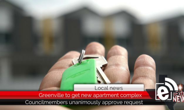 Greenville to get new apartment complex