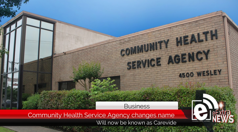 Community Health Service Agency changes name