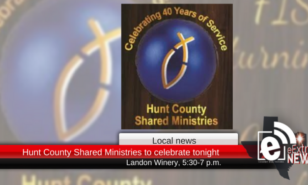 FISH celebrates 40 years in Hunt County tonight