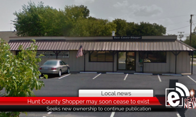Hunt County Shopper may soon cease to exist – Seeks new ownership