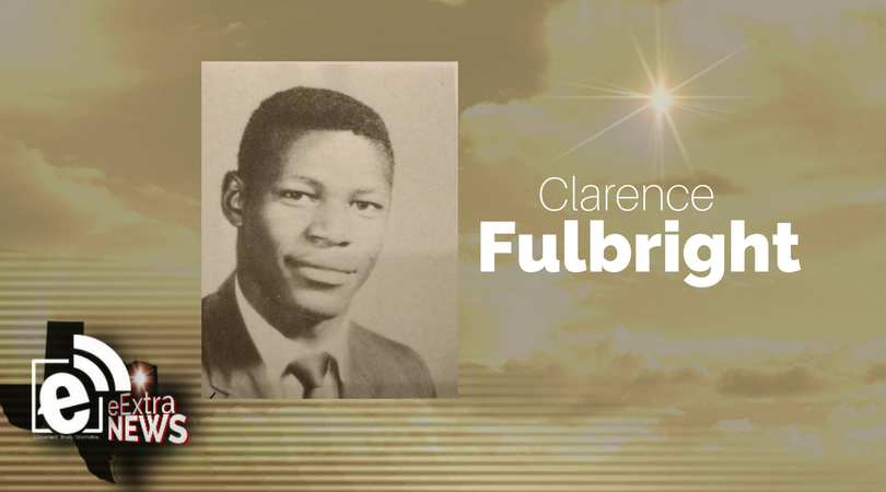 Clarence Fulbright of Sulphur Springs, Texas
