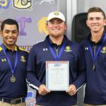 TAMU-Commerce men's golf team earns All-Lone Star awards