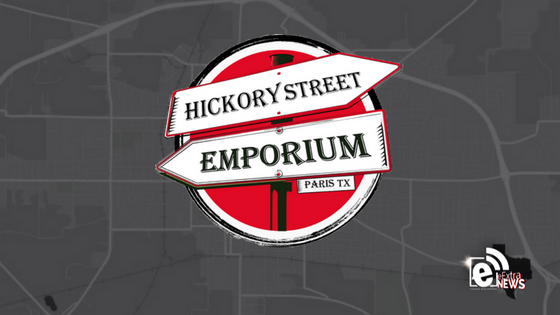 Hickory Street Emporium set to open Thursday in Paris, Texas