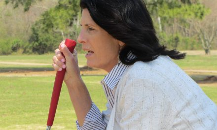 Golf season kicks off || Cathy Harbin, Sport Contributor