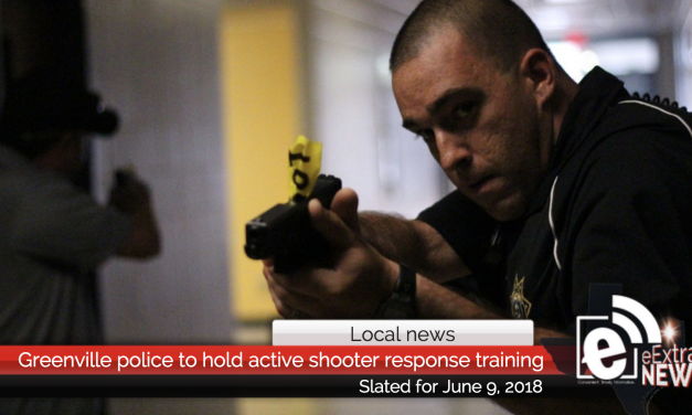 Greenville police to offer free active shooter response training