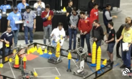 GISD VEX Robotics Teams stand out at CREATE U. S. Open Robotics Championship