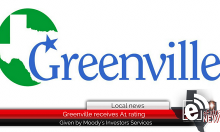 City of Greenville receives A1 rating from Moody's Investors Services
