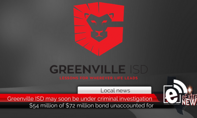 Former Greenville ISD officials may soon be under criminal investigation