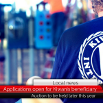Applications are open for Kiwanis auction beneficiary