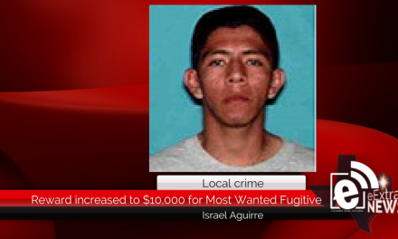Reward increased to $10,000 for Most Wanted Fugitive of Dallas
