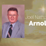 Joel Nathaniel Arnold of Greenville, Texas