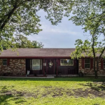 2,000 sq. ft. home sits on half an acre