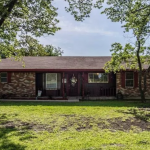 2,000 sq. ft. home that sits on half an acre