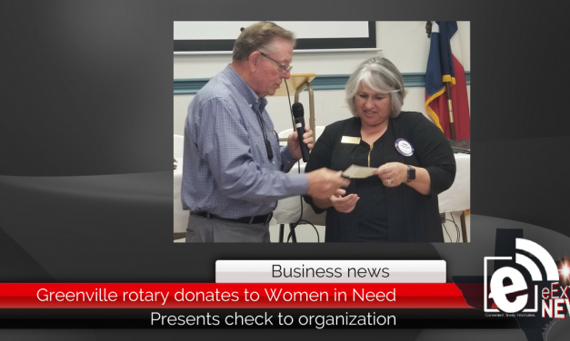 Greenville Rotary Club donates to Women in Need organization