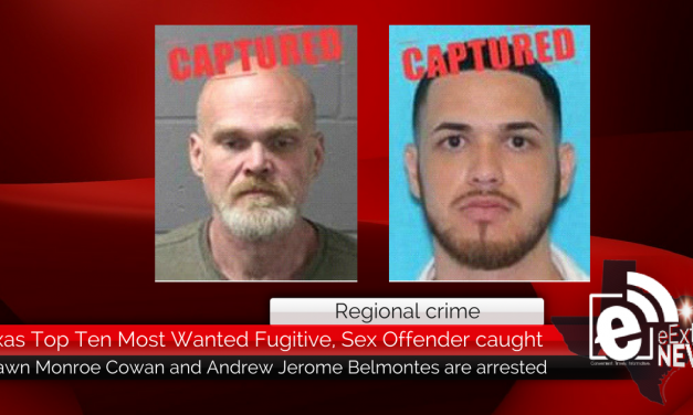 Top Ten Most Wanted Fugitive, Sex Offender caught