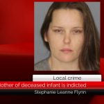 Mother of deceased infant indicted on abuse of a corpse
