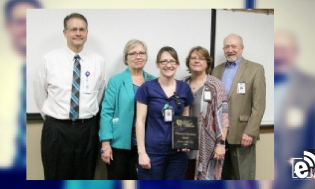 Hunt Regional Medical Center names 2018 Nurse of the Year