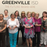 Greenville ISD celebrates retirees