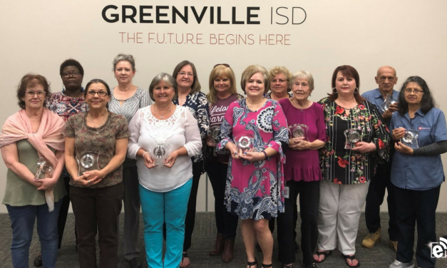 Greenville ISD celebrates retirees