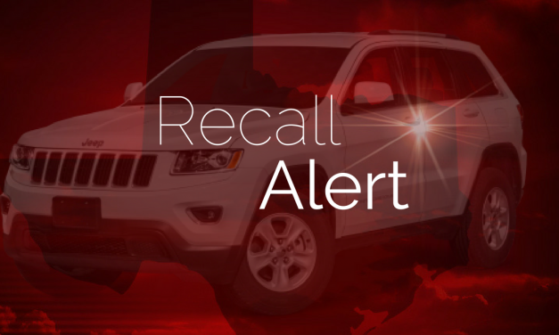 Fiat Chrysler Automobiles recall more than 4.8 million vehicles for cruise control defect