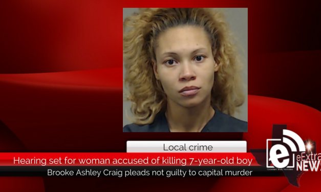 Hearing set for woman accused of killing a 7-year-old Greenville boy