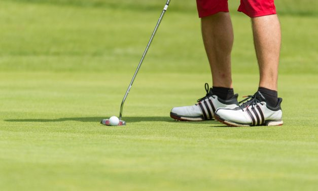Putting || Tips from golfing pro, Cathy Harbin