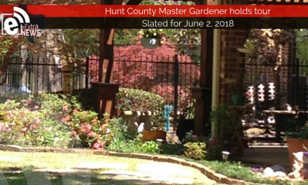 Hunt County Master Gardener holds Garden Tour in Greenville