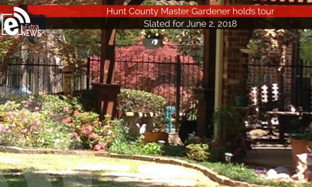 Hunt County Master Gardener holds Garden Tour in Greenville