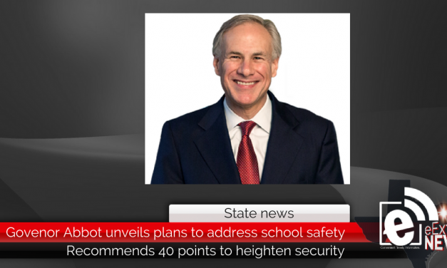Governor Abbott unveils plan to address school safety